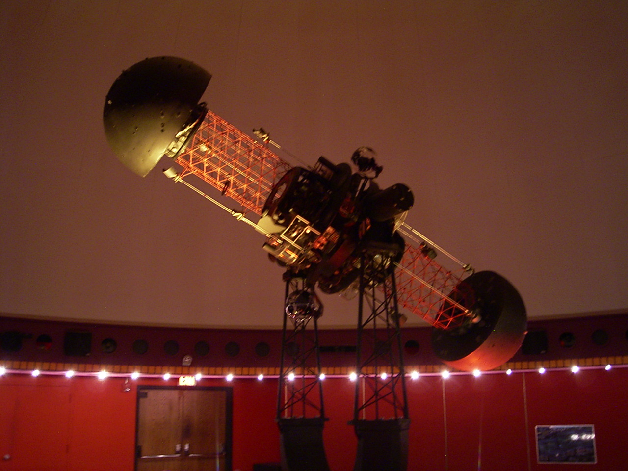 About The Planetarium | The Children's Museum