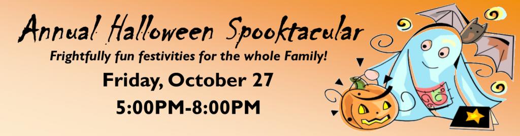 Halloween Spooktacular | The Children's Museum