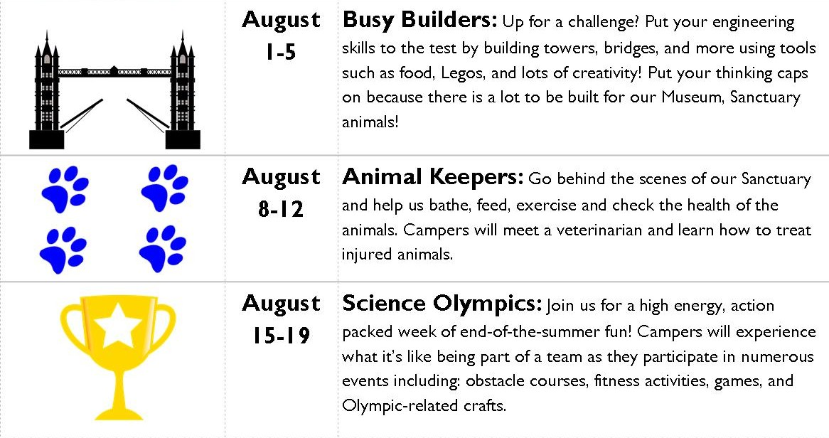 Summer Camp: Busy Builders @  |  |
