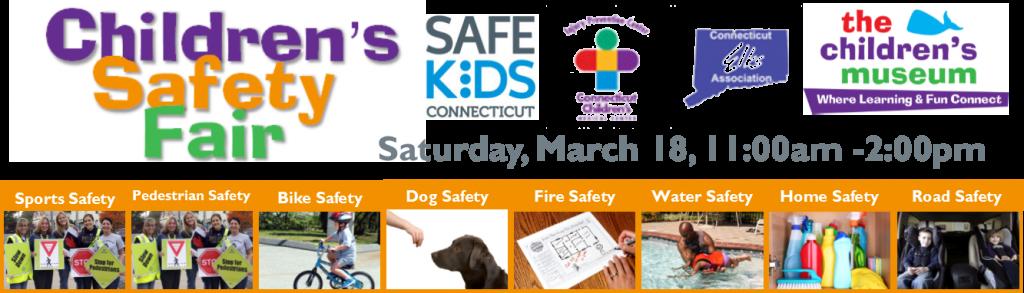 childrens safety fair web banner