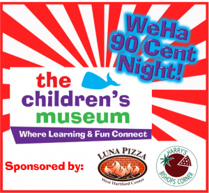 90 Cent West Hartford Resident Night! @ The Children's Museum | West Hartford | Connecticut | United States