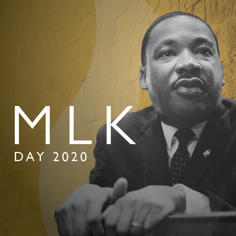 OPEN Martin Luther King Jr. Day!