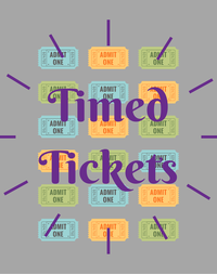 Timed Tickets @ The Children's Museum